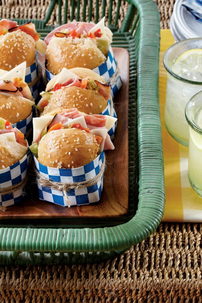 easy tailgating recipe ideas southern living