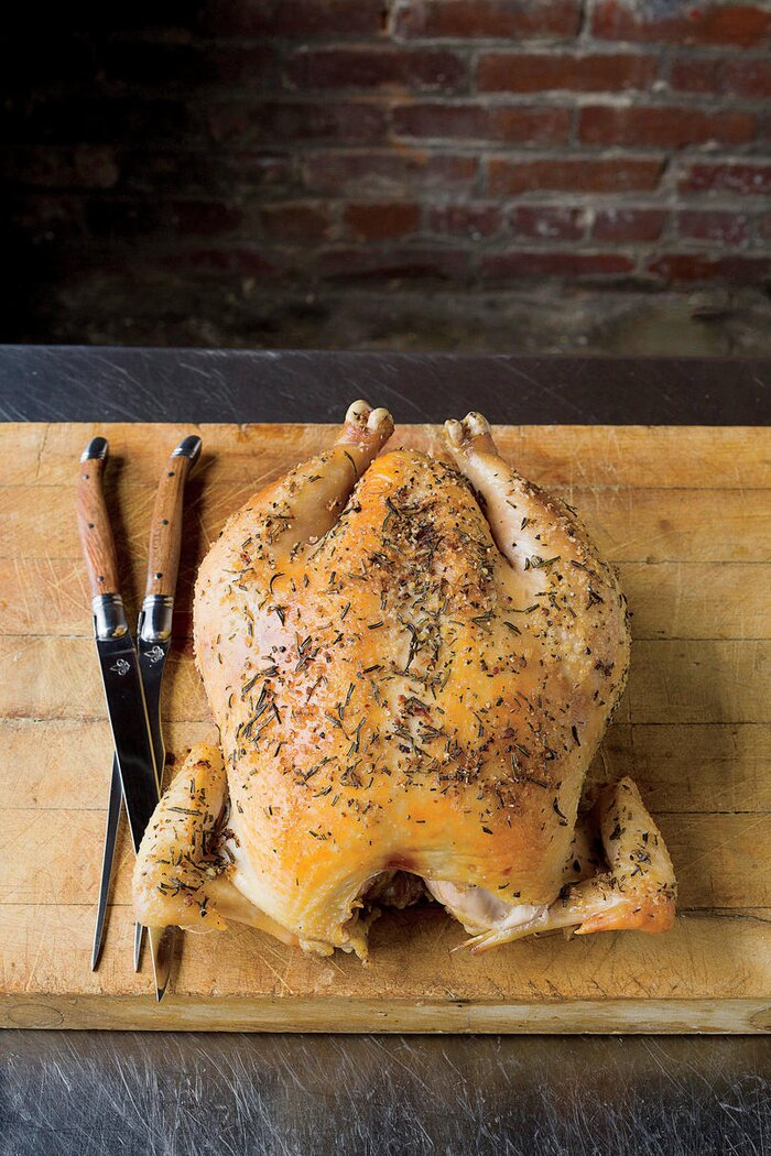 How To Carve a Chicken - Southern Living