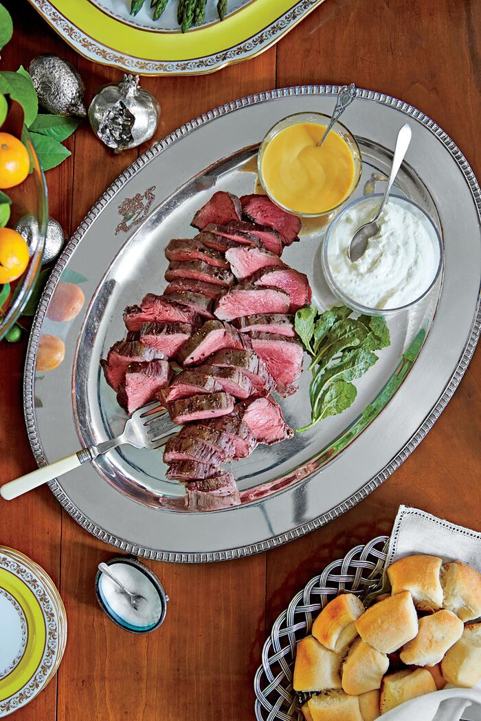 These southern christmas recipes are perfect for entertaining perfect beef tenderloin forumfinder Images