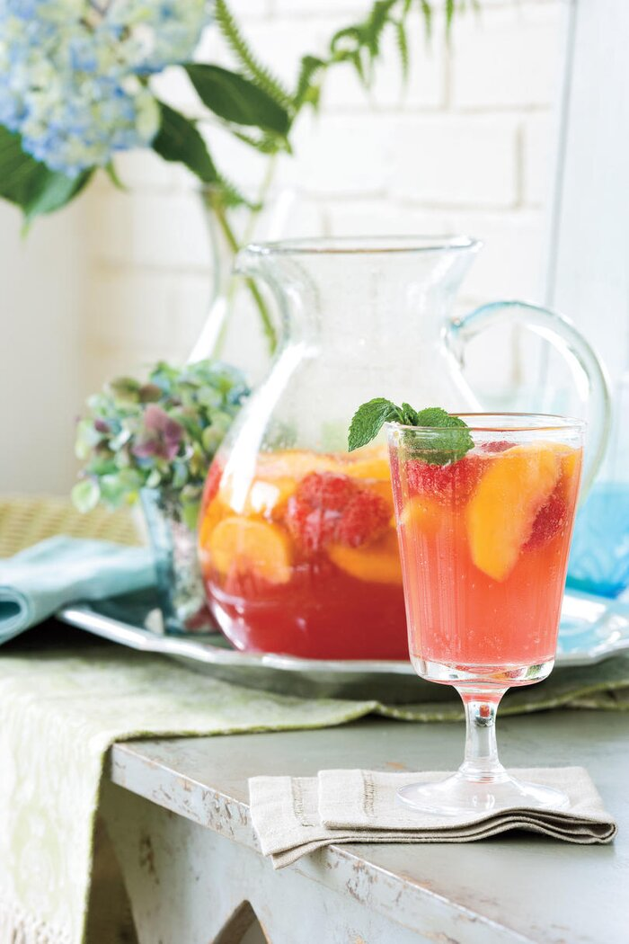 Party-Perfect Homemade Sangria Recipes - Southern Living