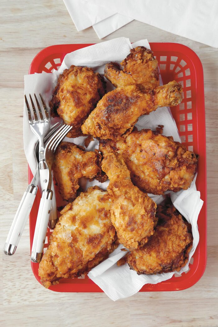 Classic comfort food recipes southern living mamas fried chicken forumfinder Image collections
