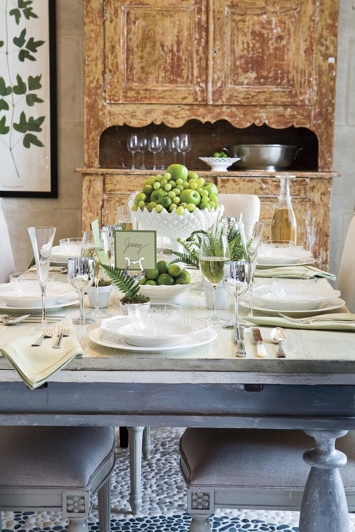 Table Place Setting Ideas - Southern Living