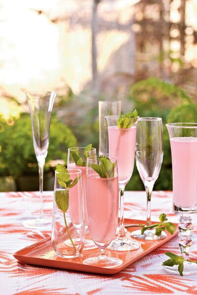 Signature Wedding Drinks Southern Living