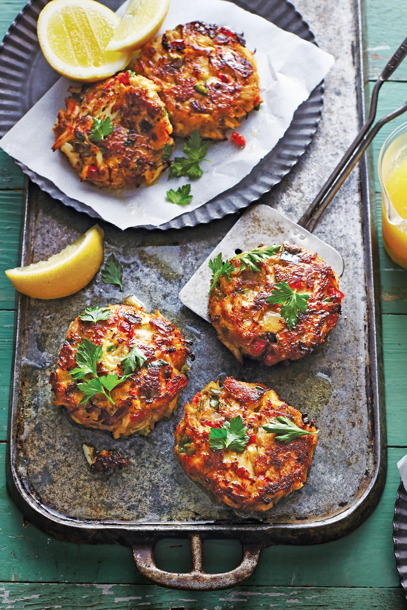 Crab Cake Recipes Southern Living
