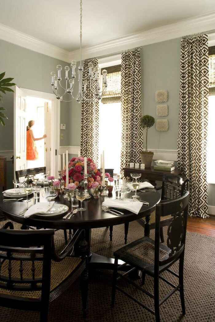 Charleston Home Dining Room Choose A Round Table