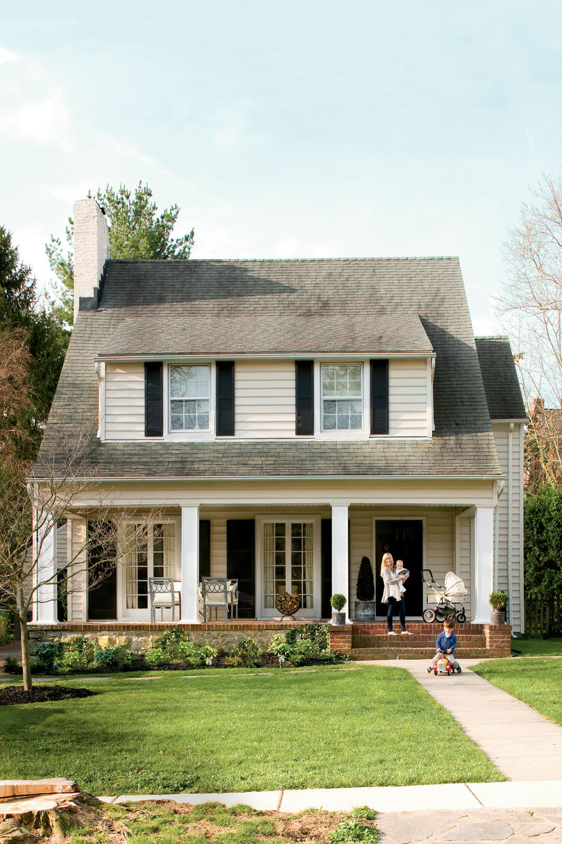 A Decorators 1920s Home Redo Southern Living