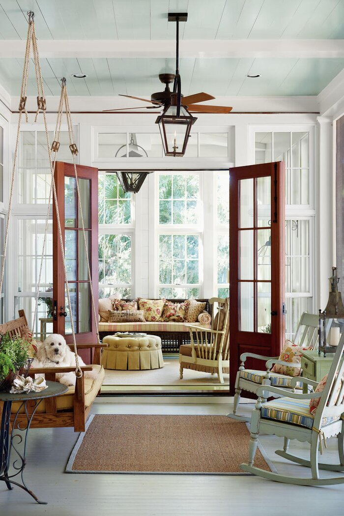 design for new home. Start with a smart plan Creating Vintage Look in New Home  Southern Living
