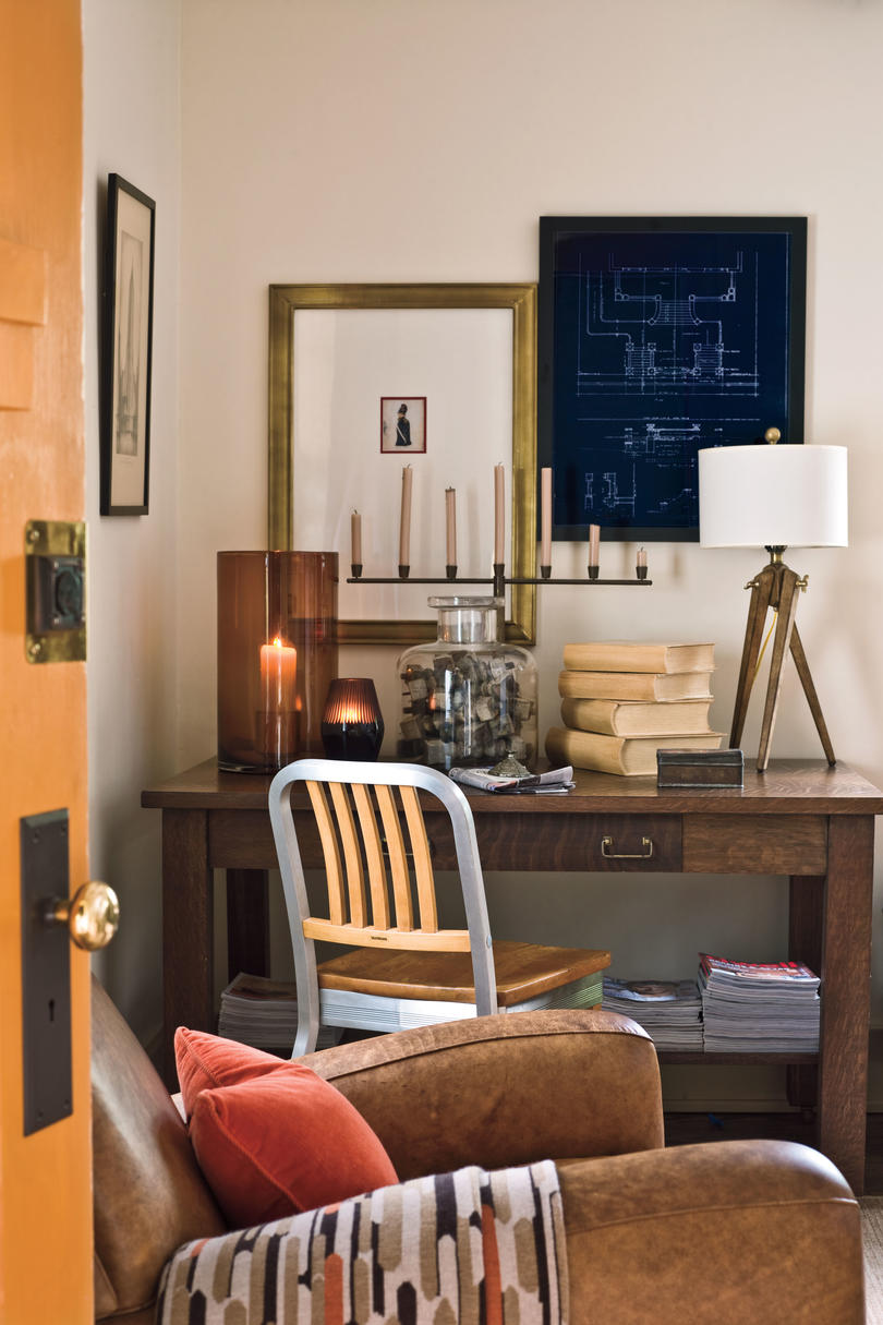 Craftsman Style Home Decorating Ideas - Southern Living