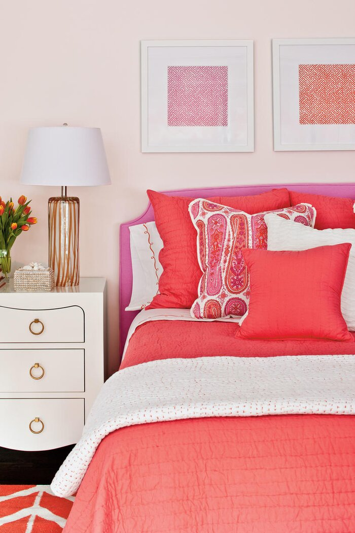 Pink and Purple Decorating Ideas - Southern Living Pink And Purple Bedroom on pink and purple bed in a bag, pink and purple lighting, purple curtains for bedroom, pink and purple food, green bedroom, pink and purple doors, pink purple polka dot twin comforter set, pink and purple tulips, pink and purple hair, pink and purple polka dots, all pink bedroom, pink and purple tv, girls bedroom, pink and purple clocks, pink and purple sports, pink and purple lamp, pink and purple bedding, pink and purple walls, turquoise bedroom, pink and purple mattresses,