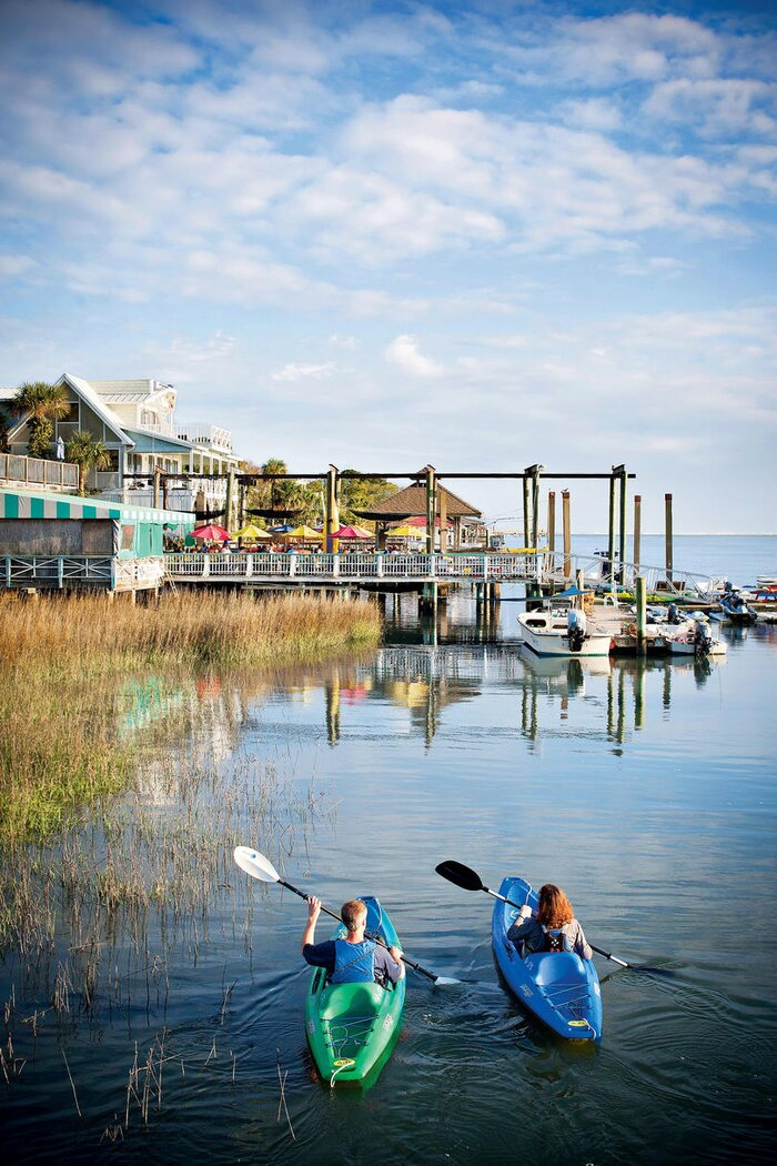 Best Beach Towns in the South - Southern Living