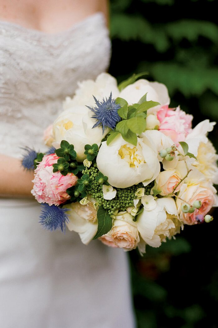 Wedding Bouquet - Southern Living