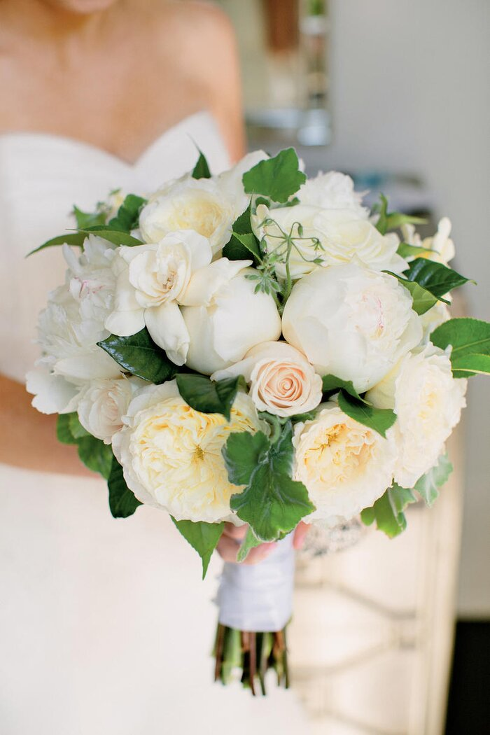 light and elegant bouquet