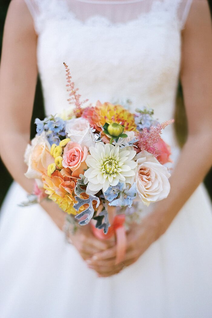Wedding Flowers by Season - Southern Living