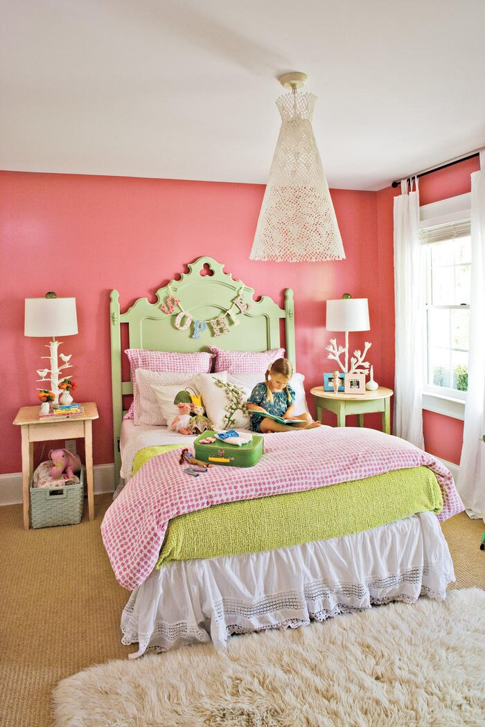 Creative Ideas for Kids\' Rooms and Nurseries - Southern Living