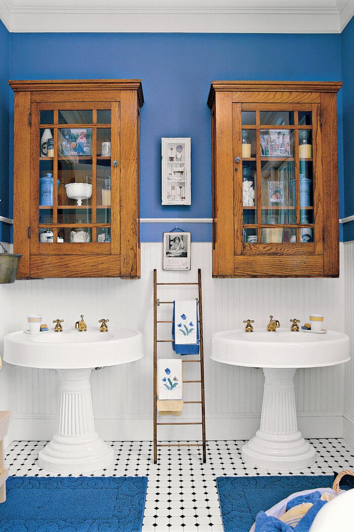 Comfortable Guest Baths - Southern Living on southern living office, victoria home designs, southern living glass, southern energy home designs, oprah home designs, sunset home designs, coastal living home designs, classic southern home designs, southern style home designs, southern living beach homes, southern living windows, southern living designer, southern living dream homes, southern living modular homes, southern patio designs, southern living barn homes, disney home designs, this old house home designs, southern living architecture, southern living doors,