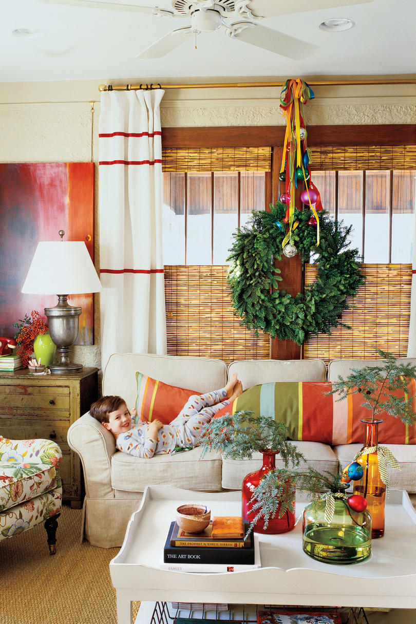 Christmas Decorating Ideas Greenery Sprigs
