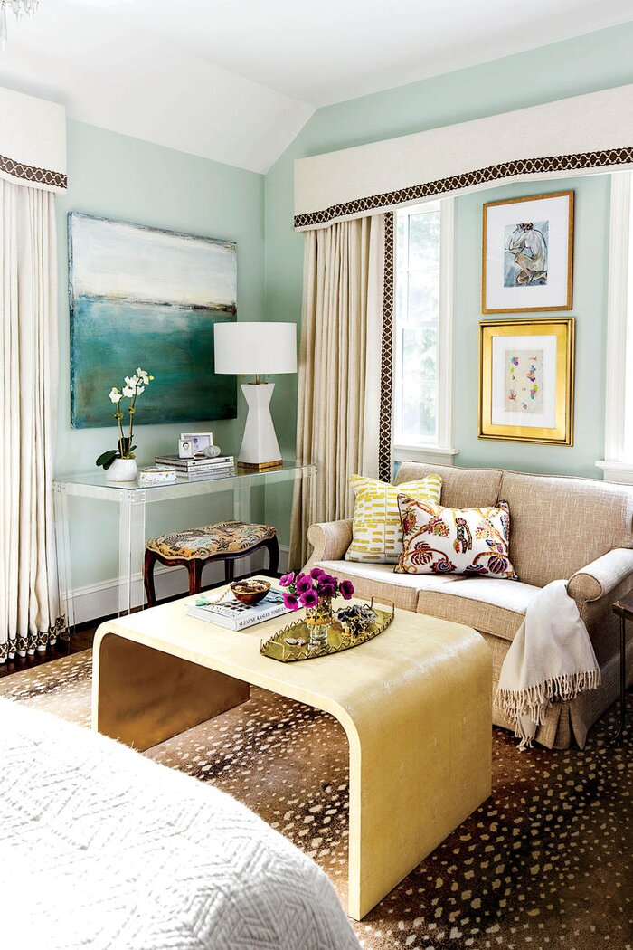 Style Guide: Bedroom Seating Ideas - Southern Living