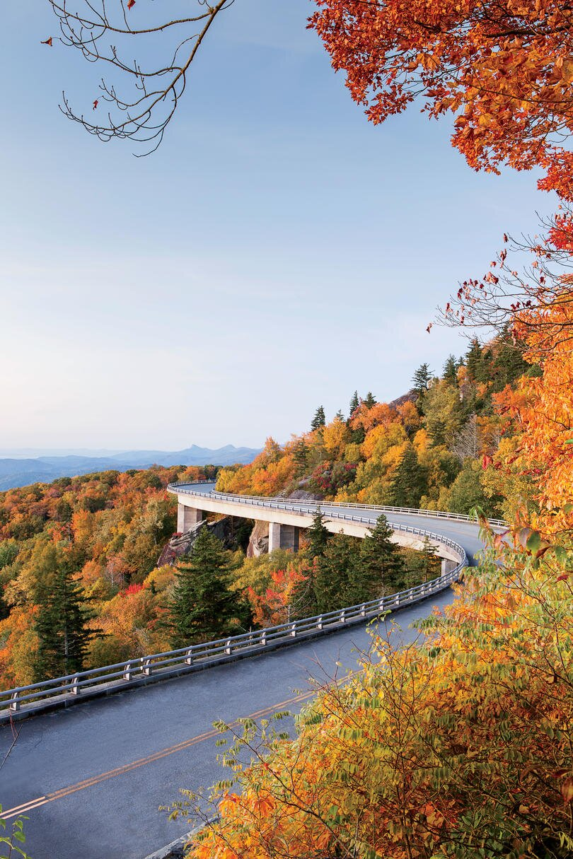 Blue Ridge Parkway Road Trip Southern Living