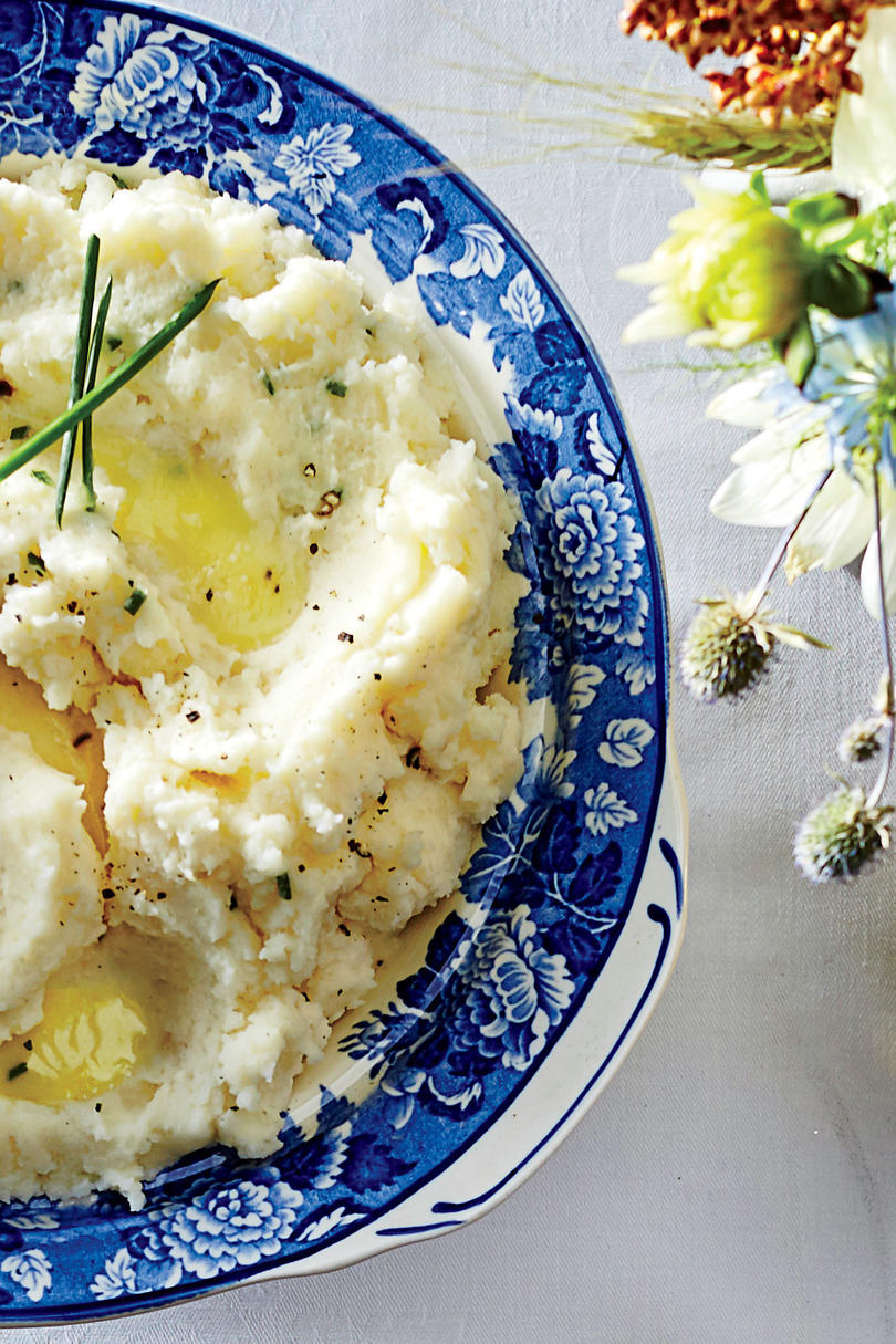 50 Best Thanksgiving Goat Cheese Mashed Potatoes