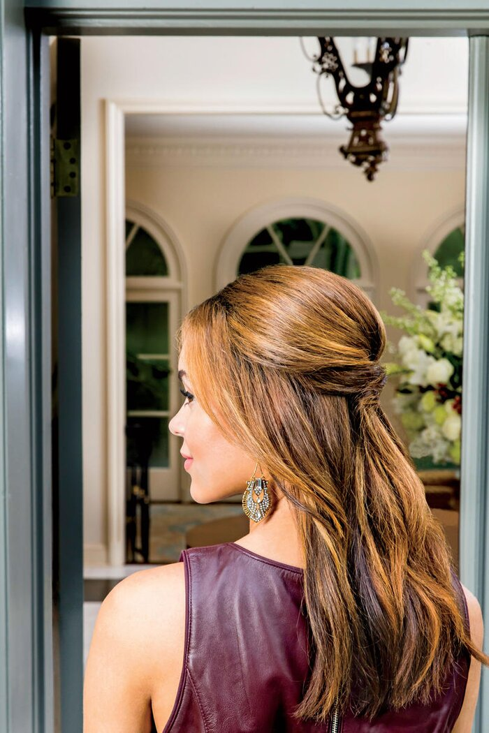 Easy Party Hairstyles - Southern Living