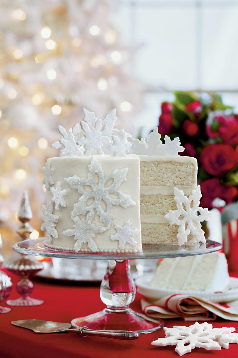 Southern Living Christmas Cakes - Southern Living