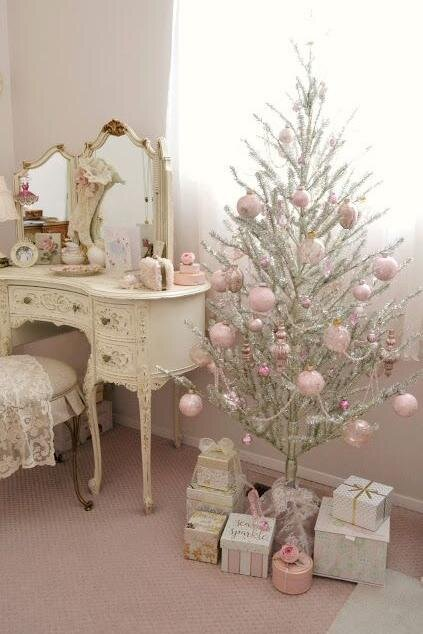 Pink Christmas Trees Pint Sized Tree