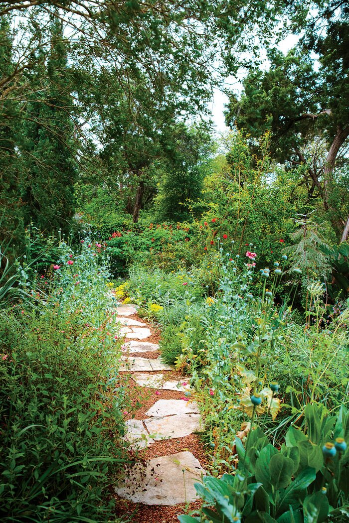 A Dreamy, Year-Round Garden in Austin - Southern Living