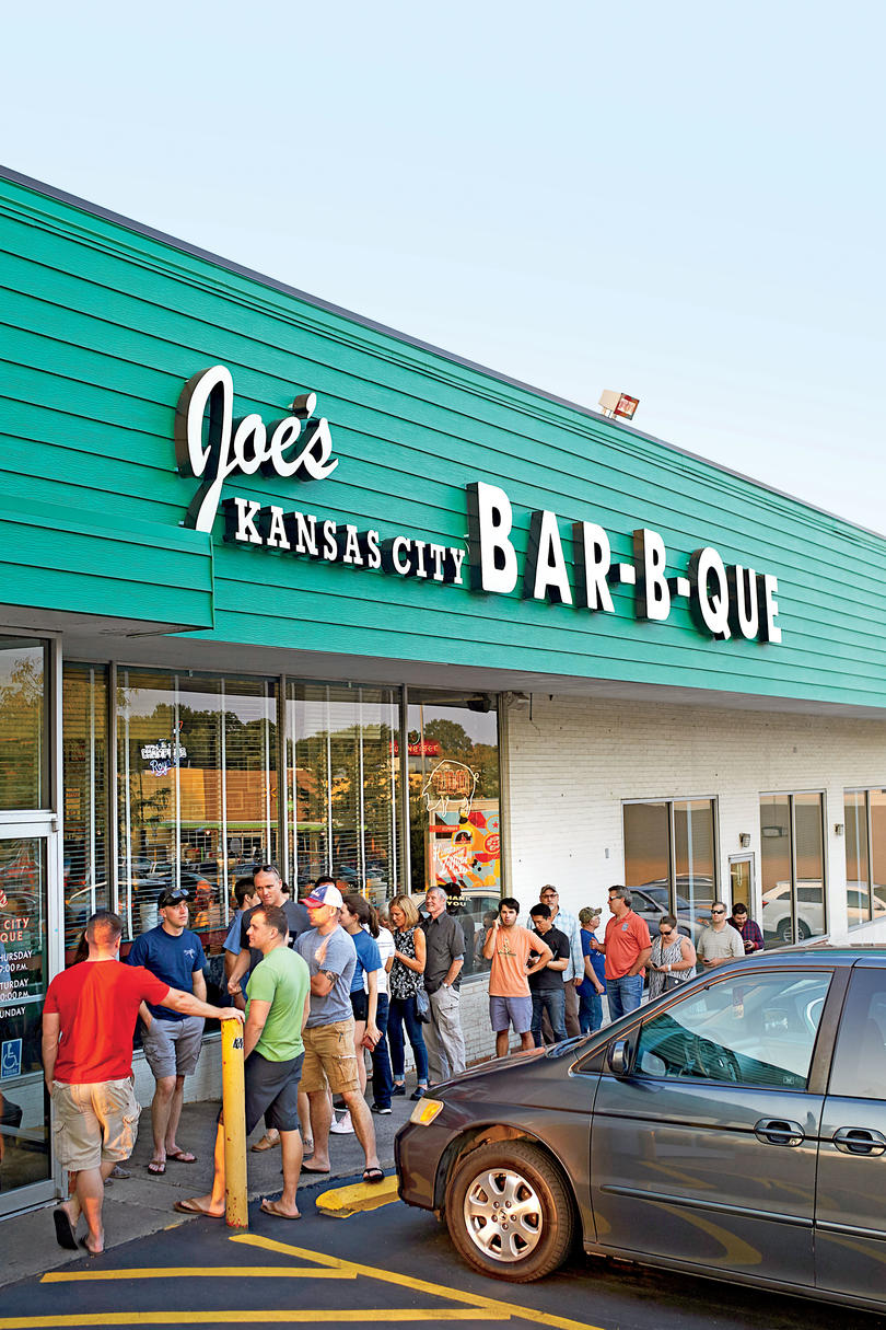 Joe's Kansas City Bar-B-Que