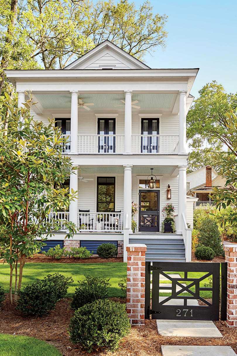 this is how to build a new home with old soul - southern living
