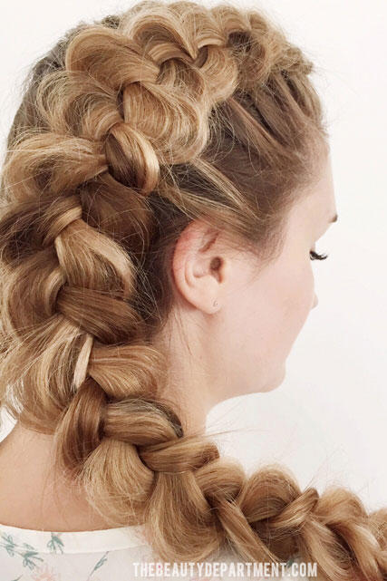 long hairstyles for prom with braids hairstyles
