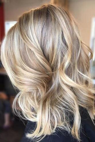 10 Blonde Hair Colors For 2019 Dirty Honey Dark Blonde And More