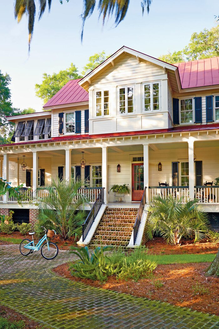We\'re Making A Case For The Not-So-Open Floor Plans - Southern Living