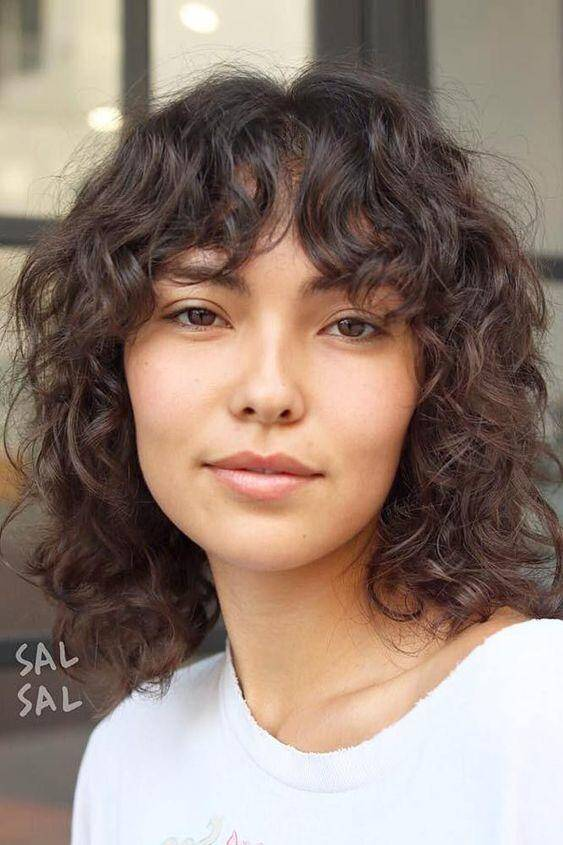 Haircuts for Thin Curly Hair - Southern Living