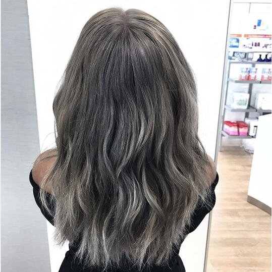 Salt And Pepper Hair Color Ideas - Image Of Hair Salon and ...