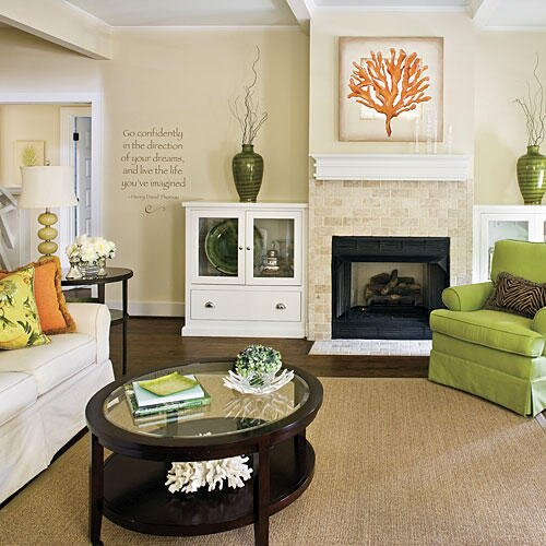 Design Ideas for Living Rooms and Dining Rooms - Southern Living