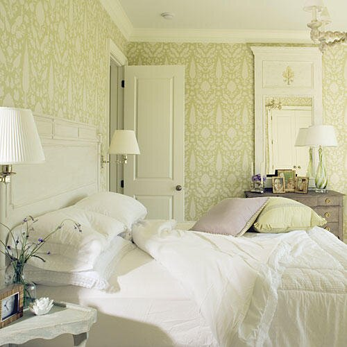 Style Guide: Bedroom Walls - Southern Living
