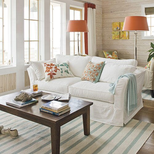 Beach Home Decorating - Southern Living on coastal room design, coastal home plans on pilings, coastal restaurant design, coastal bedroom design, coastal cottage design, coastal home photography, coastal modern design, coastal furniture design, coastal home architect, costal design, coastal decor design, coastal garden design, coastal rugs design, coastal architecture designs, coastal home windows, coastal exterior design, coastal lifestyle design, coastal fireplace design, coastal windows design, coastal home kitchen,