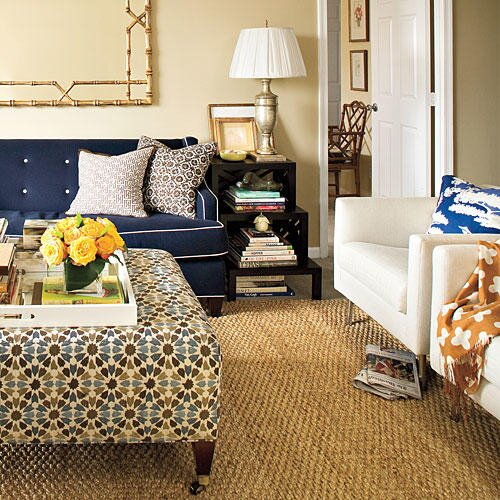 10 Apartment Decorating Lessons from Sally Steponkus - Southern Living