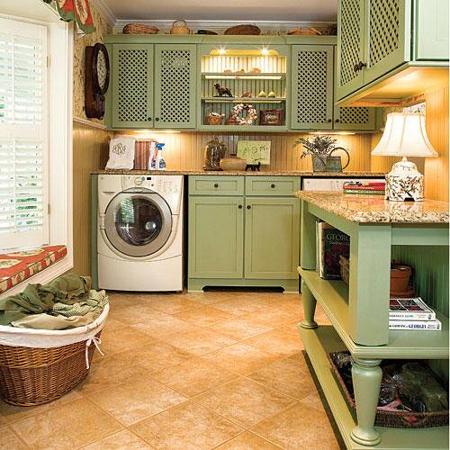 The Laundry Room Works Overtime So Organization Takes Precedence Here Are Our Tips On How To Make Most Of Your Multipurpose E