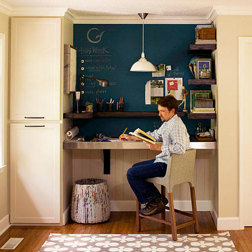 home office makeover. Functional Office Space Home Makeover R