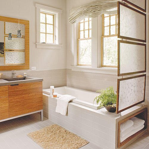 natural master bathroom - Master Bath Design Ideas