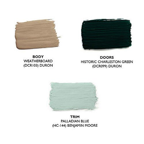 How to Pick the Right Exterior Paint Colors - Southern Living