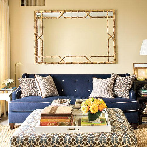 Faux Bamboo Furniture Is Chic Airy And Striking A Perfect Complement To Southern Style