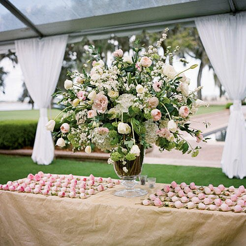 Wedding Table Centerpieces - Southern Living