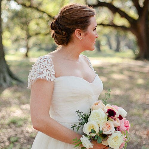 Gorgeous Cap Sleeve Wedding Dresses - Southern Living