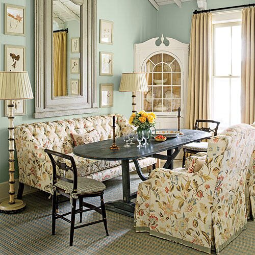 Gather \'Round the Dining Room Table - Southern Living
