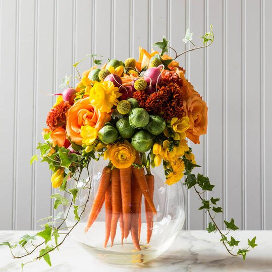 Elegant Easter Centerpiece