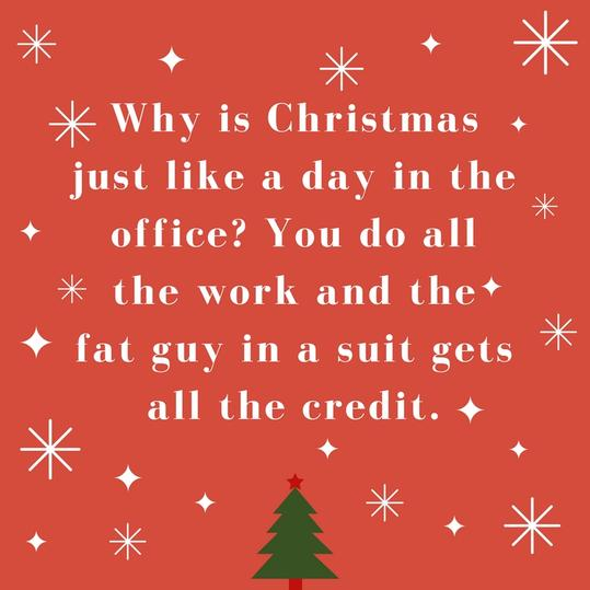 Rx_1706_funny Xmas_christmas Like Day At The Office