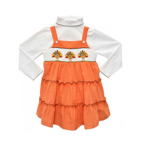 Our Favorite Smocked Fall Dresses For Little Girls Southern Living