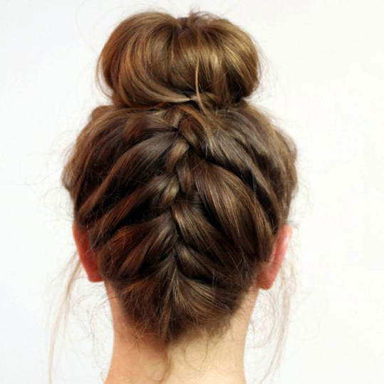 Rx__wedding Updos For Bridesmaids_upside Down French Braid